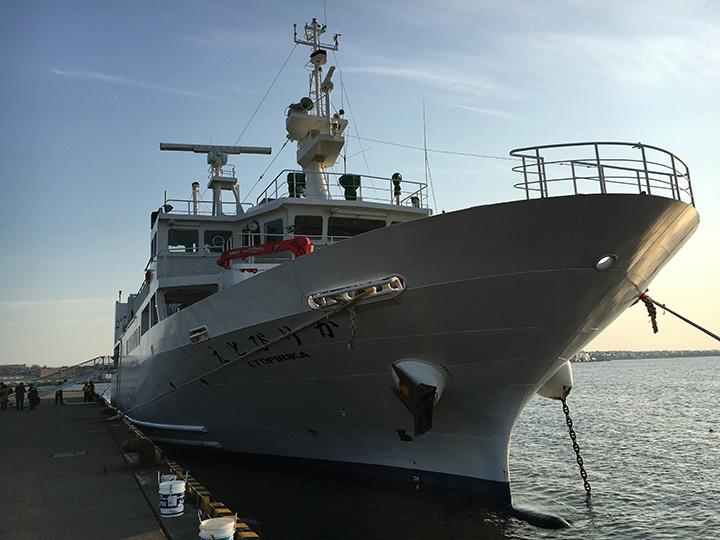 北方四島 経済交流官民合同調査