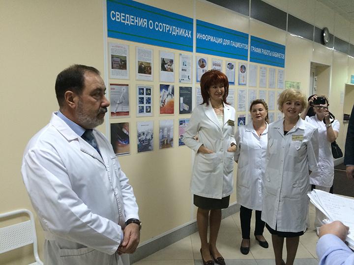 ロシア極東医療事情調査